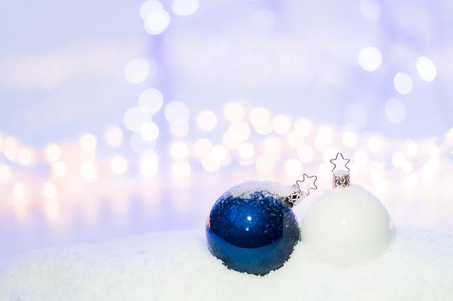 modrá koulička