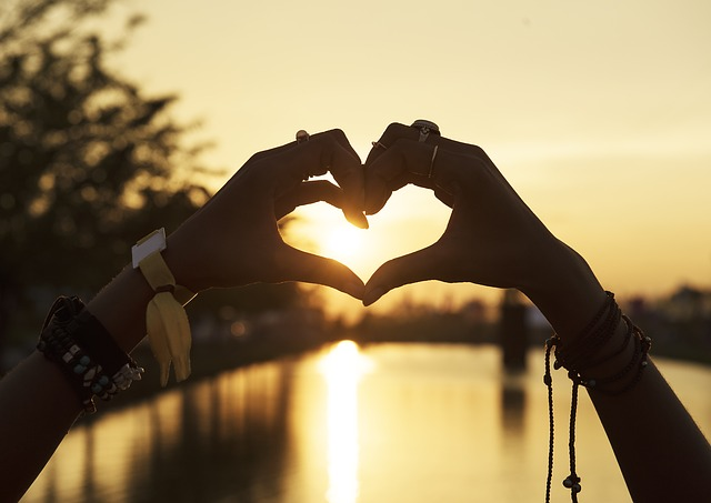 Láska, vztahy, nový začátek.