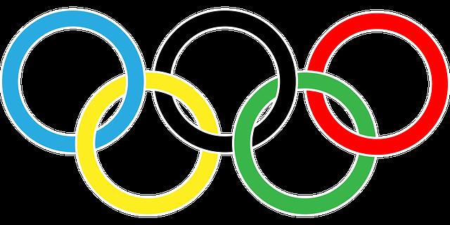 olympijské kruhy